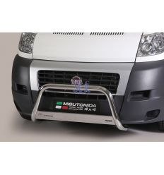 DEFENSA DELANTERA 63MM - FIAT DUCATO 2006 - 2014