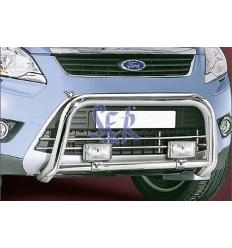 DEFENSA DELANTERA ACERO 60MM - FORD KUGA 2008-