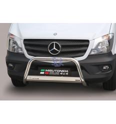 Defensa Delantera 63mm - Mercedes Benz Sprinter 2014-