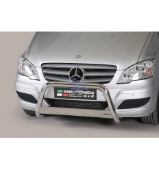Defensa Delantera 63mm - Mercedes Vito 2008 - 2014