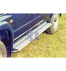 ESTRIBOS ALUMINIO FORD RANGER DOBLE CABINA S50 1999 - 2003
