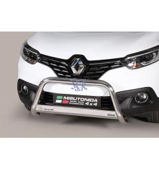 Defensa Delantera 63mm - Renault Kadjar 2015-