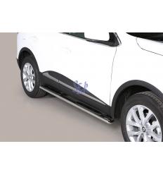 Estribos Ovalados C/ Pisantes - Renault Kadjar 2015-