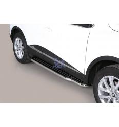 Estribos Plataforma Acero - Renault Kadjar 2015-