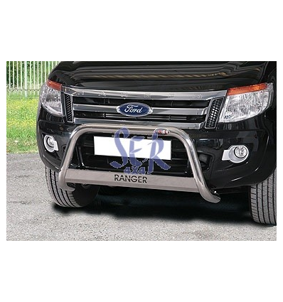DEFENSA DELANTERA 60MM - FORD RANGER 2012