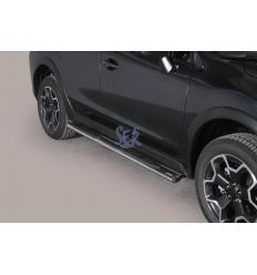 Estribos Ovalados C/ Pisantes - Subaru XV 2012-