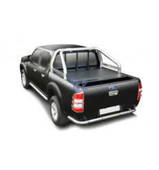 Persiana Aluminio Enrollable - Ford Ranger Doble Cabina 2006 - 2012