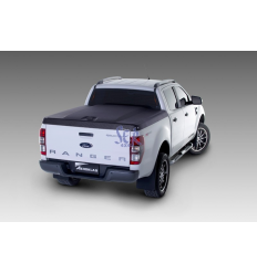 Cubierta Plana Negro Aeroklas ABS - Ford Ranger Doble Cabina 2012-