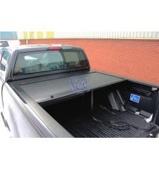 Persiana Aluminio Enrollable - Ford Ranger Extra Cabina 2012-