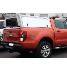 HardTop Alu-Cab Aluminio - Ford Ranger Extra Cabina 2012-