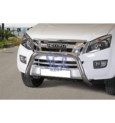 DEFENSA DELANTERA 70MM - ISUZU D-MAX 2012