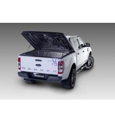 Cubierta plana AEROKLAS en ABS (doble cabina) compatible con Ford Ranger [2012 - ]