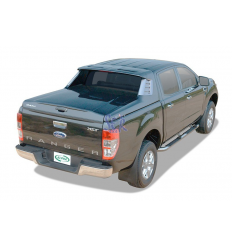 Fullbox ALPHA SC-Z en fibra (doble cabina) compatible con Ford Ranger [2012 - ]