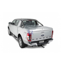 Cubierta plana PROFORM en ABS, COMPATIBLE CON ROLLBAR ORIGINAL FORD (doble cabina) compatible con Ford Ranger [2012 - ]