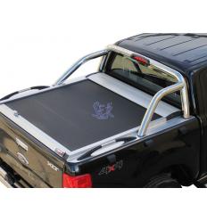 Persiana enrollable en aluminio (doble cabina) compatible con Ford Ranger [2012 - ]