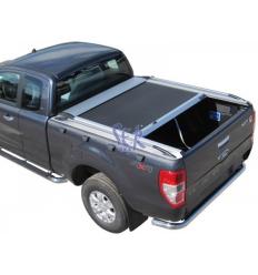 Persiana enrollable en aluminio (extra cabina) compatible con Ford Ranger [2012 - ]