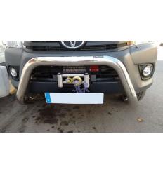 Soporte Cabestrante Oculto - Toyota Hilux Revo 2016-