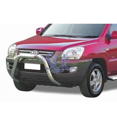 DEFENSA DELANTERA 70MM - SPORTAGE 2004