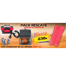 Pack Rescate