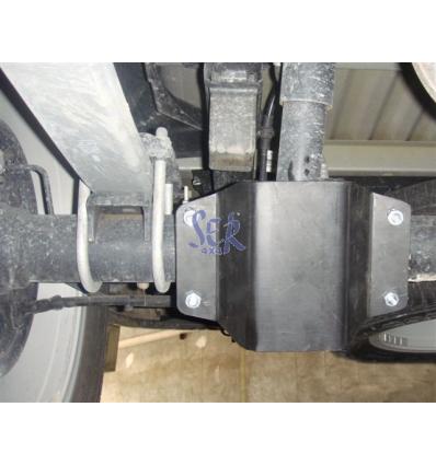 PROTECCIONES AMORTIGUADOR VW AMAROK POSTERIOR AL 2011 N4-OFFROAD