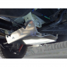 PROTECCION DIFERENCIAL TRASERO VOLKSWAGEN T6 4MOTION POSTERIOR AL 2015 N4-OFFROAD