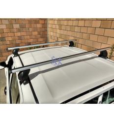 Barras de techo transversales ALPHA para cabina
