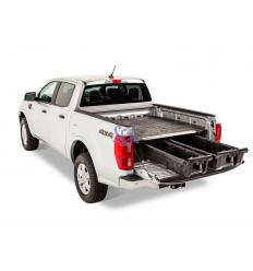 DECKED - Cajoneras almacenamiento Nissan Navara NP300 D23 (doble cabina)