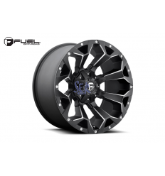 Llantas FUEL ASSAULT 18X9 ET14 (6x114.3 6x139.7 B78.10) NB -BLK MIL