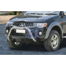 DEFENSA DELANTERA 70MM - MITSUBISHI L200 [2006-2009]