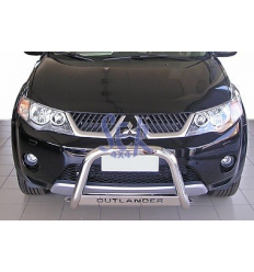 DEFENSA DELANTERA 60MM - MITSUBISHI OUTLANDER [2003-2007]