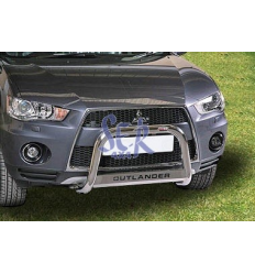 DEFENSA DELANTERA 60MM - MITSUBISHI OUTLANDER [2010-2012]