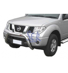 DEFENSA DELANTERA 70MM - NAVARA 2005 | SER4X4
